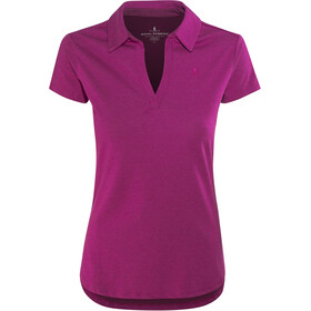 Royal Robbins Wick-Ed Cool Shortsleeve Shirt Women pink